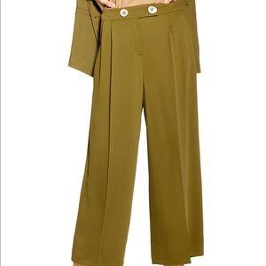 NWT Topshop Wide Leg Pants
